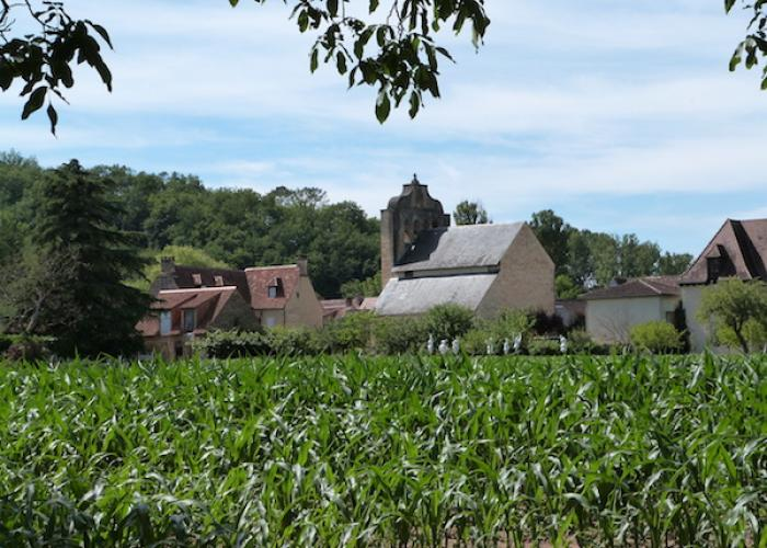 Village de Thonac