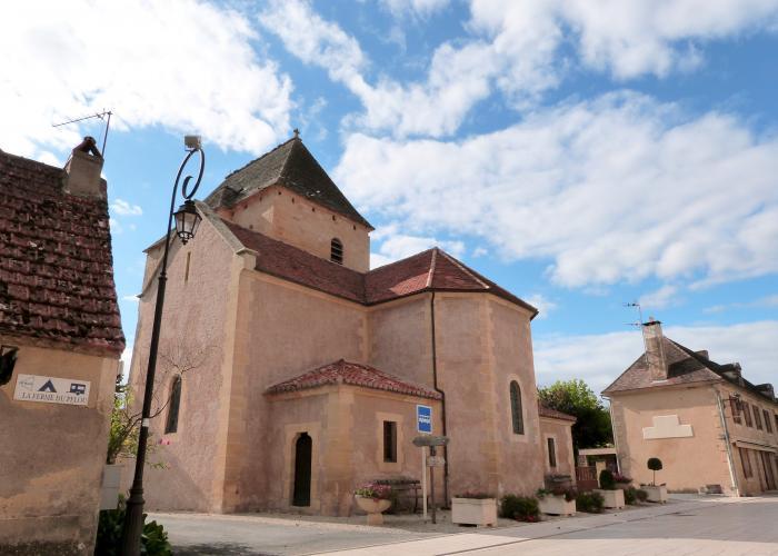 Tursac Church