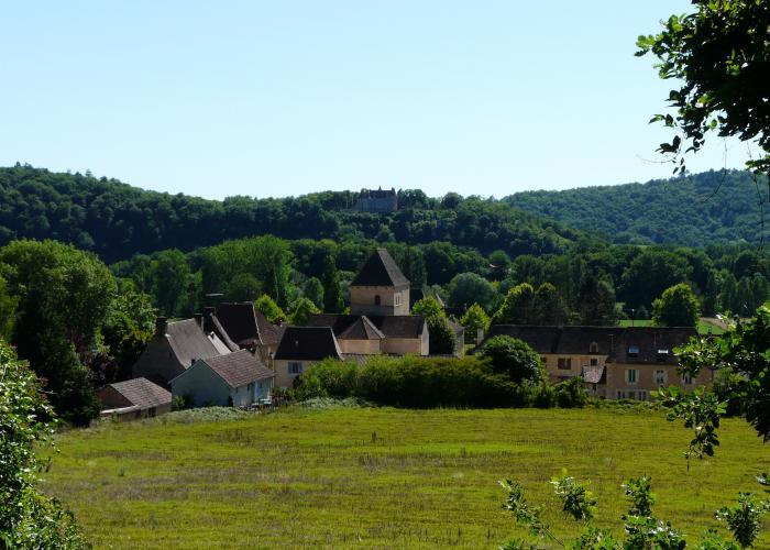 Tursac Village