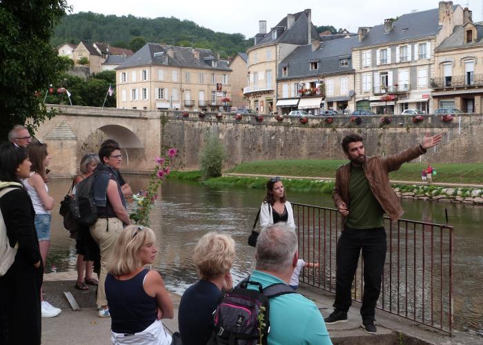 Visite diurne Montignac©Myriam.G