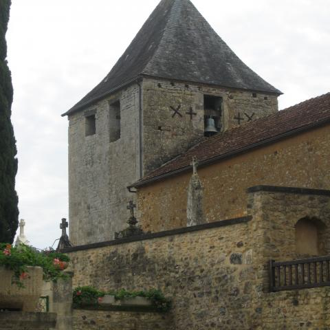 Eglise de Saint Avit de Vialard