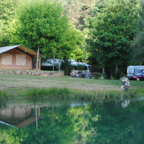 Campsite La Castillonderie