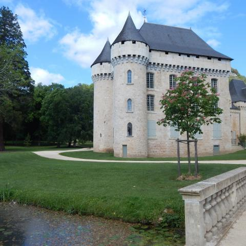 Castle of Campagne  ©ALR