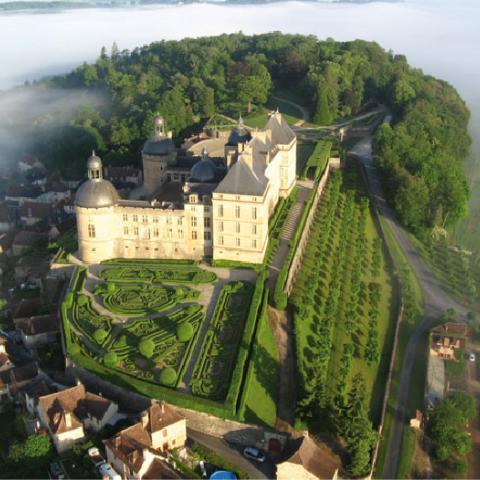 Castle of Hautefort