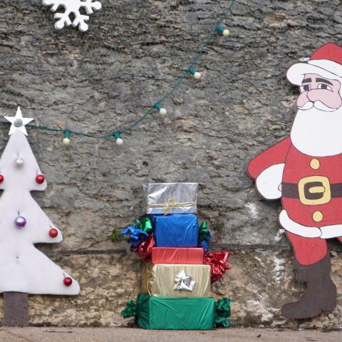 Christmas Montignac