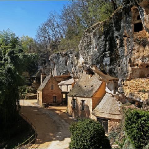 Grotte du Sorcier, Saint-Cirq, Vallée Vézère