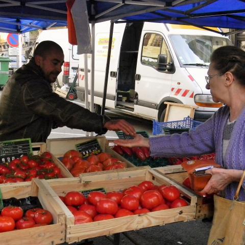 marché de Montignac