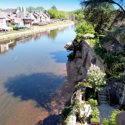 El pueblo de Montignac