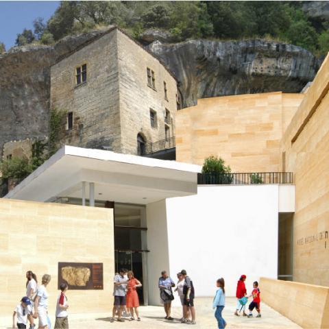 Musée de la Prehistoire, Les Eyzies, Vallée Vézère