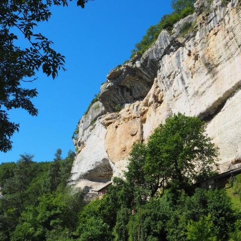 Landscapes of Vezere valley