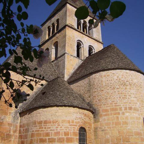 Eglise St Léon sur Vézère