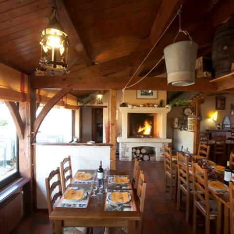 Restaurant Domaine de la rhonie