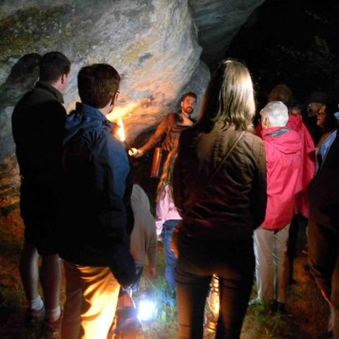 Visites guidées, balades contées et Greeters en Vallée Vézère©ALR