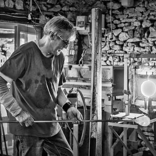 atelier du verre soufflé Limeuil ©GuittetNicolas