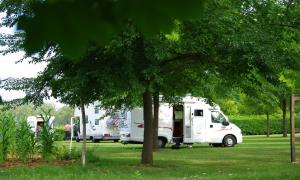 Aires camping-cars