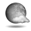 Partly cloudy (night)